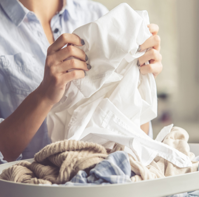 Ekologické bělení prádla bez chemie