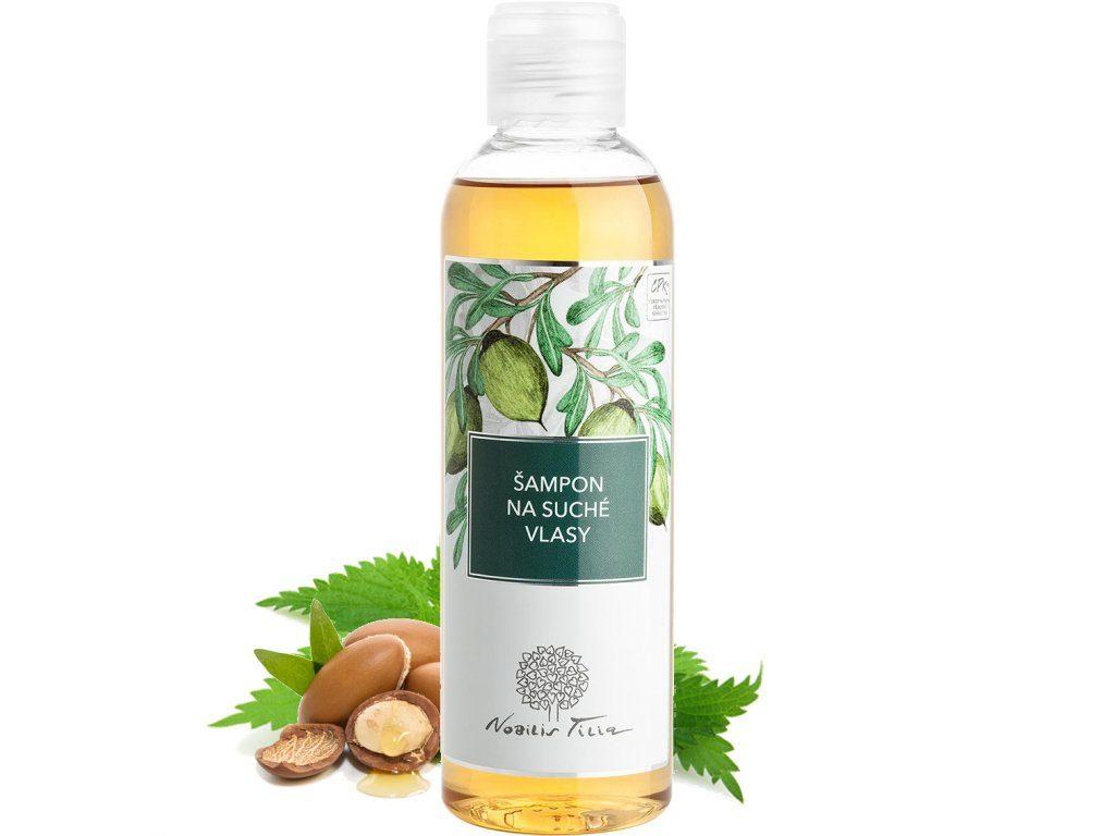 Přírodní šampon bez silikonů