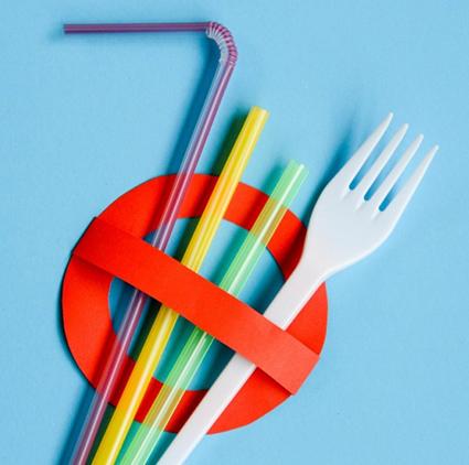 zakaz jednorázových plastů